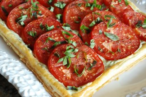 holiday tomato dish
